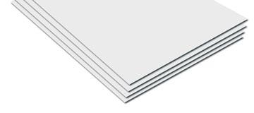 Tekenpapier Plano 180 g/m², ft 55 x 73 cm